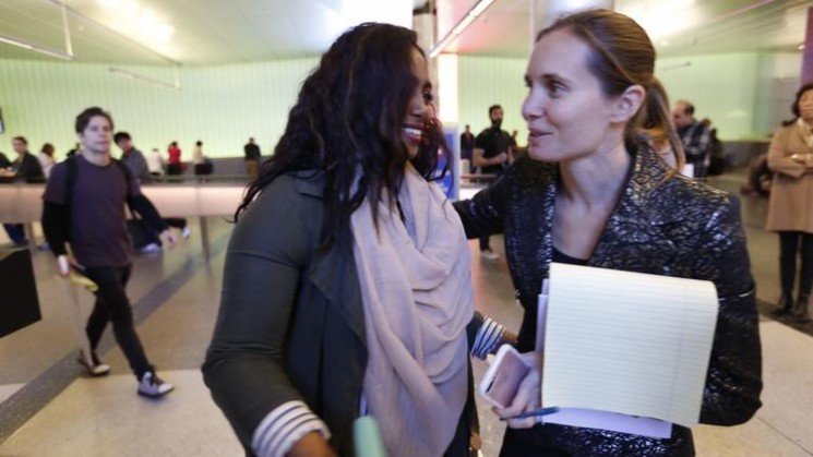 'Coordinated chaos': Scores of volunteer attorneys mobilized to try to stop detentions and deportations at LAX